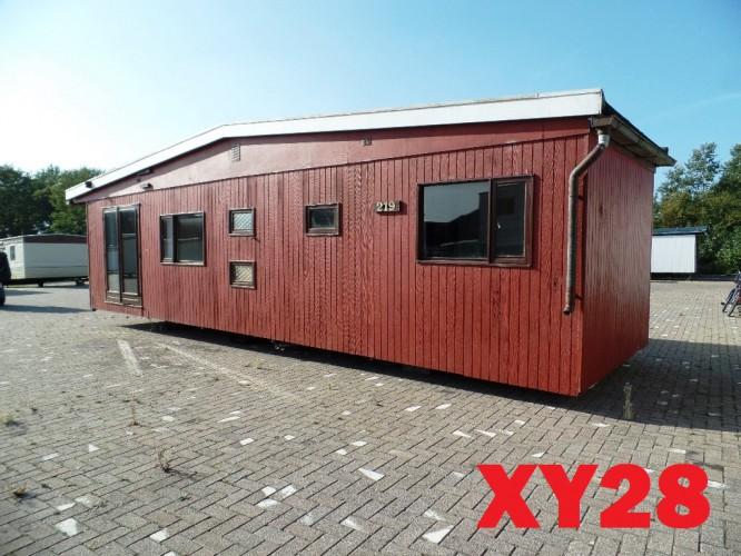 XY28 Houten Spiegelchalet